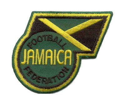 Нашивка «Jamaica football federation»